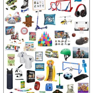 60+ Christmas Gift Ideas for Boys