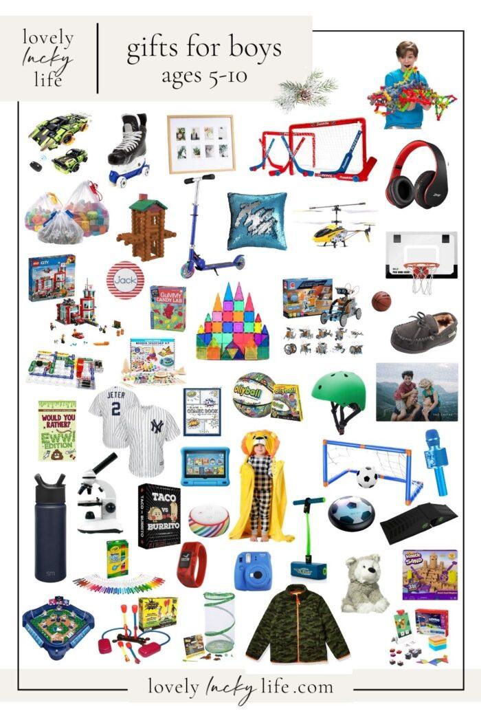 60+ Christmas Gift Ideas for Boys