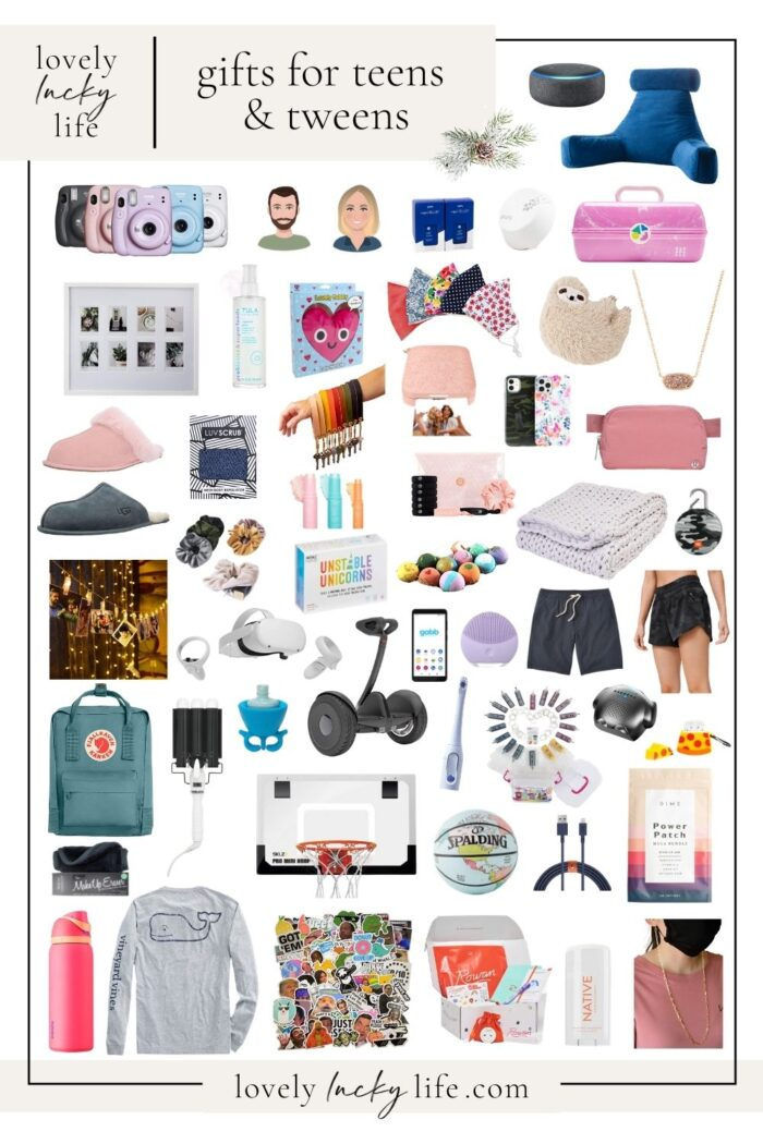 Tween & Teen Gift Ideas for Christmas