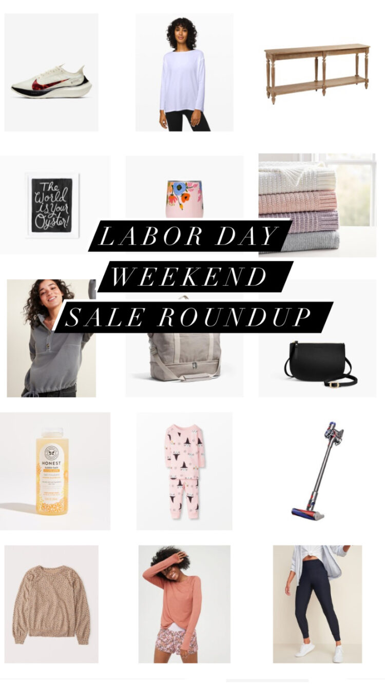 labor day weekend sale roundup