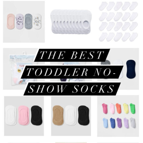 toddler no show socks