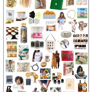 Black owned businesses for gifts