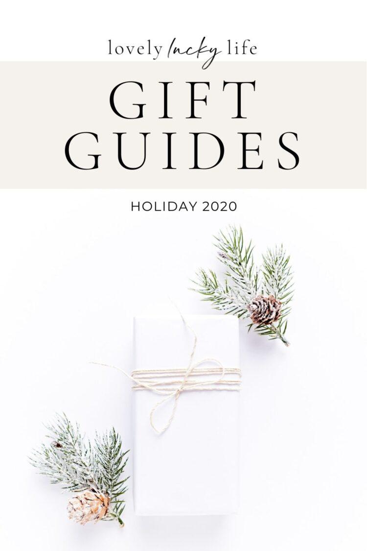 lovelyluckylife gift guides 2020