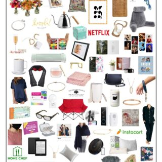 Gift Ideas for Mother-in-Law + Moms
