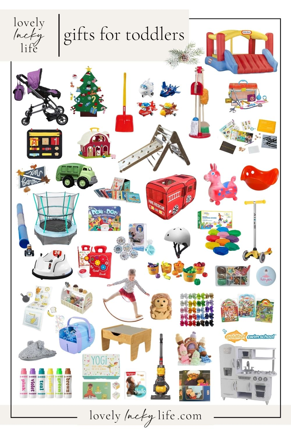 The Best Gifts for Toddlers for Christmas