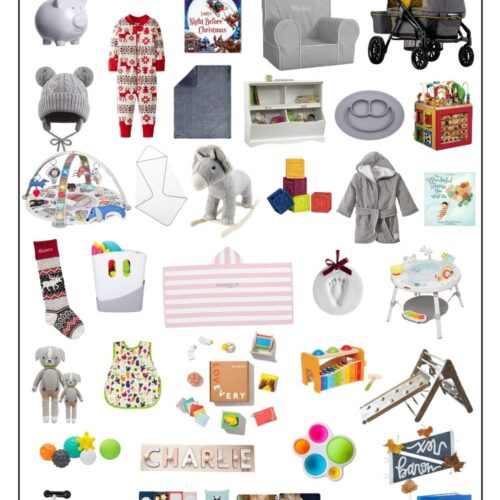 what to buy baby for first Christmas