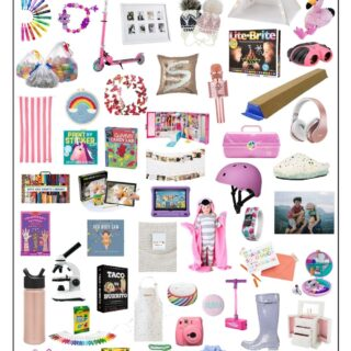 75+ Christmas Gift Ideas + Stocking Stuffers for Girls
