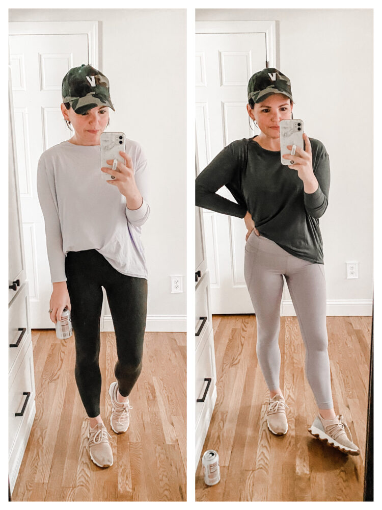 lululemon outfit for moms
