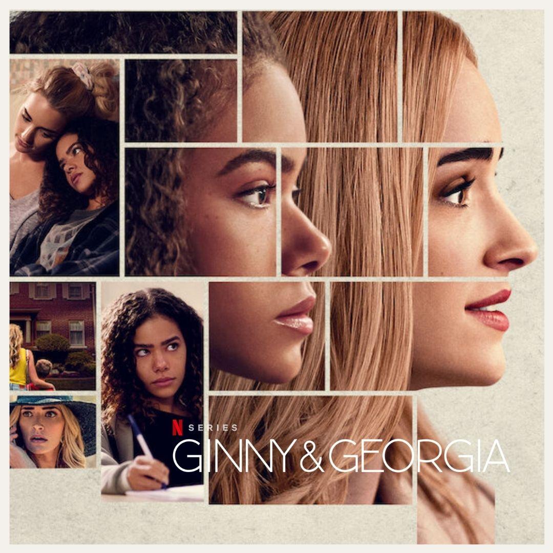 Ginny & Georgia on Netflix | currently watching on lovelyluckylife.com
