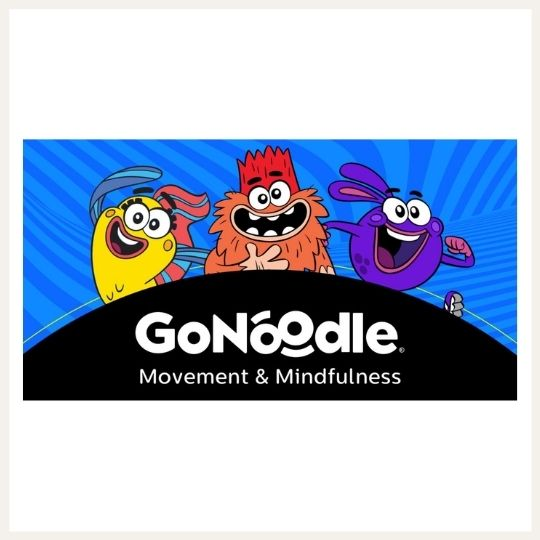 GoNoodle Movement and Mindfulness