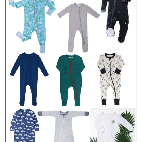 the best footed pjs for babies