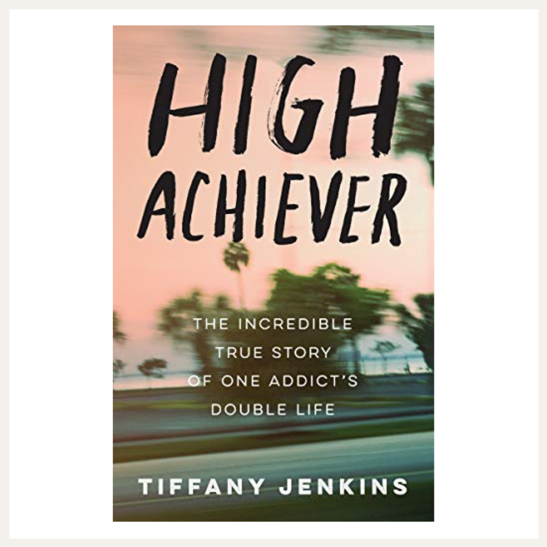 High Achiever by Tiffany Jenkins | Currently Reading on LovelyLuckyLife.com