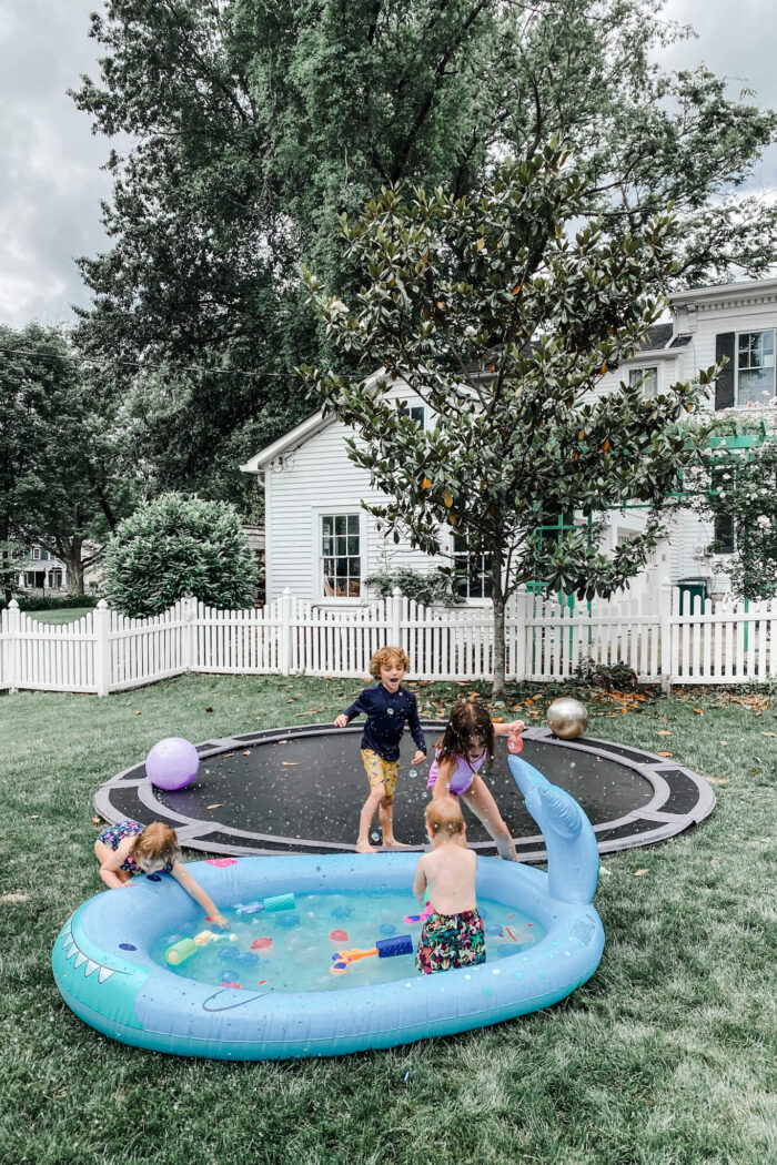 Making the Most of Our Backyard: Summer Fun Edition