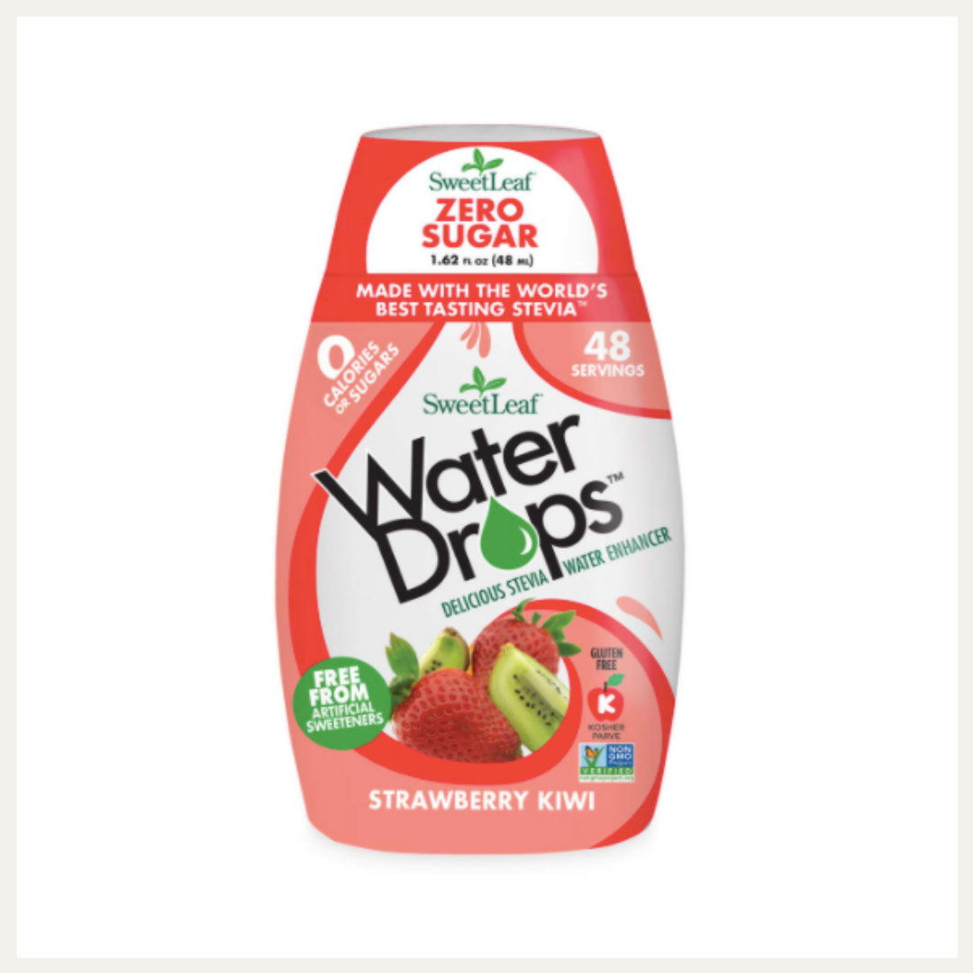 SweetLeaf Water Drops | Fave Drinks on LovelyLuckyLife.com